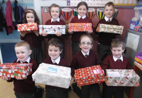Christmas Shoe Box Appeal.Christmas Shoebox Appeal 2017 Garrydoolis Ns
